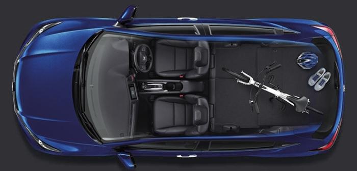 Honda hrv mgic